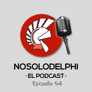 Logo Podcast Episodio 54